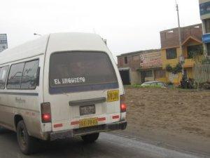 """""""El Inquieto"""" Av. Pastor Sevilla-VES"""