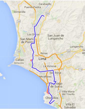 SO35: la tremenda ruta